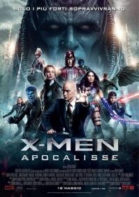 X-Men Apocalisse 2D