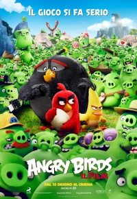 Angry Birds 2D